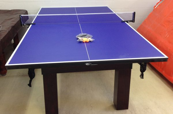 Table Tennis Ping Pong Top Attachment