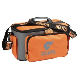 Greater Western Giants AFL Lunch Cooler Bag With Drink Tray Table