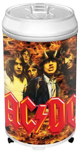 ACDC Highway to Hell Can Bar Fridge
