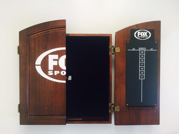 Custom Made Dart Board Cabinets Great for Promotional Company Marketing Gift Quantity 10