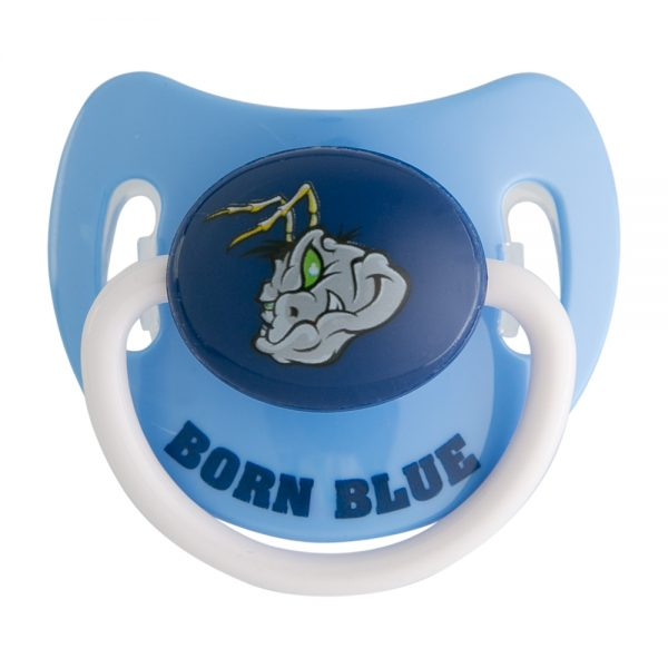 NRL State of Origin NSW Blues Infant Baby Dummy Pacifier Baby Gift