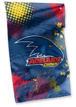 ADELAIDE CROWS AFL Cape Wall Flag Banner