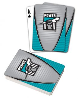 AFL Adelaide Port Power Aussie Rules Deck Playing Cards Poker Cards