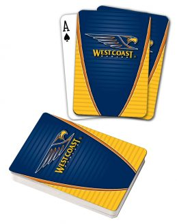 AFL West Coast Eagles Aussie Rules Deck Playing Cards Poker Cards