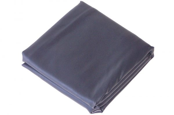 Fitted Heavy Duty Vinyl 8ft Pool Snooker Billiard Cover (Blue)