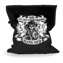 Official Licensed Sons Of Anarchy LARGE Bean Bag