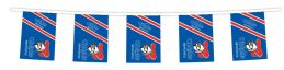 NRL NEWCASTLE KNIGHTS Bunting hanging Flag Banner 5m long with 12 flags