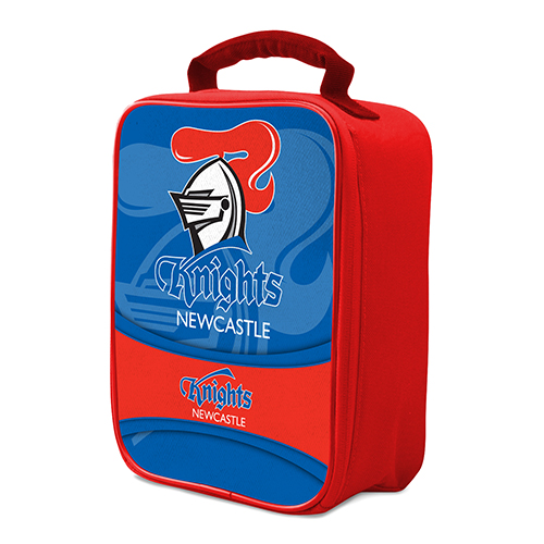 NRL Newcastle Knights COOLER BAG Zip opening insulated