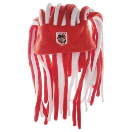 NRL ST George Dragons Deadlock Hat Cap Beanie Game Day Party Gift