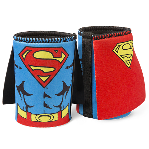 SUPERMAN Cape Can Cooler Stubby Holder