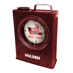 HOLDEN Heritage Jerry Can Style Clock