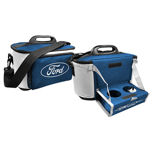 FORD DRINK COOLER ESKY CARRY BAG WITH DRINK TRAY/TABLE