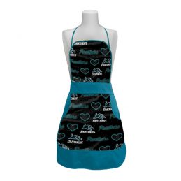 Penrith Panthers NRL Retro Ladies Apron Mothers Day Gift Kitchen Cooking BBQ