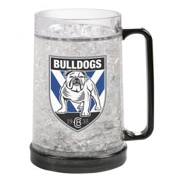 Canterbury Bulldogs NRL Freeze Beer Stein Frosty Mug Cup