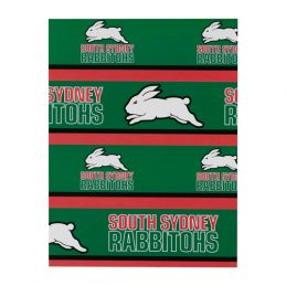 South Sydney Rabbitohs NRL GIFT WRAP Wrapping Paper