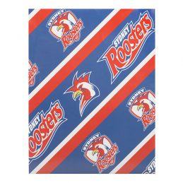 Sydney Roosters NRL GIFT WRAP Wrapping Paper