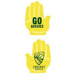 Cricket Australia Inflatable Game Day Fan Hand