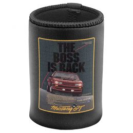 FORD The Boss is Back Can Cooler Stubby Holder