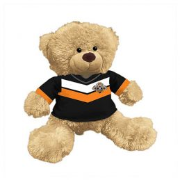 Wests Tigers NRL Plush Teddy Bear Sublimated 2017 Team Jersey