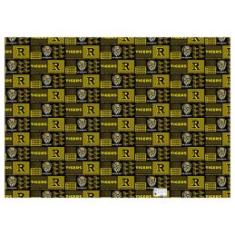 Richmond Tigers AFL Gift Wrapping Paper School Book Covering