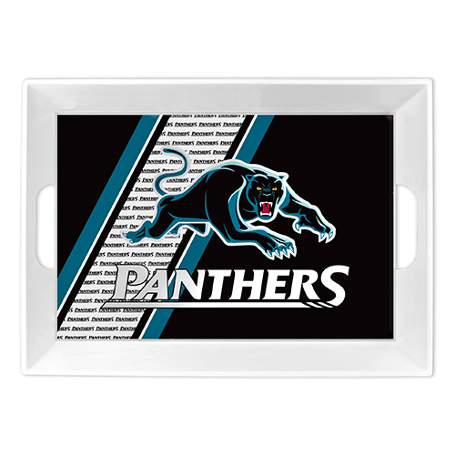 Penrith Panthers NRL Melamine Breakfast Serving Tray