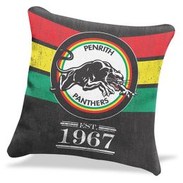 Penrith Panthers NRL HERITAGE Cushion fabric Pillow