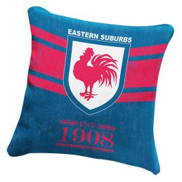 Sydney Roosters NRL HERITAGE Cushion fabric Pillow