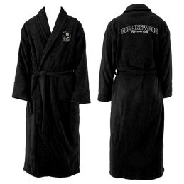 Collingwood Magpies AFL Adult Polyester Dressing Gown Bath Robe
