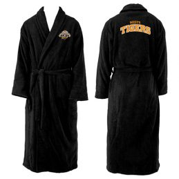 Wests Tigers NRL Adult Polyester Dressing Gown Bath Robe
