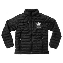 Holden PUFFA Jacket Jumper Hoodie Embroidered Wind resistant Soft Feel