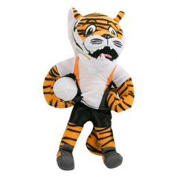 Wests Tigers NRL Plush MASCOT Teddy Bear Sublimated Embroidered